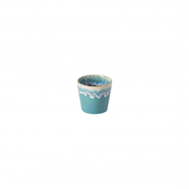 Espresso kopje waves | Turquoise