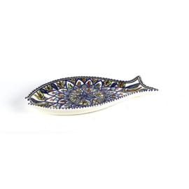 Schaal vis | Donkerblauw