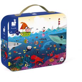 Puzzel onderwaterwereld | Janod