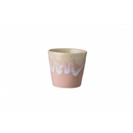Espresso kopje waves | Pink