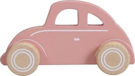 Houten race auto