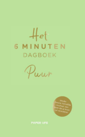 Het 6 minuten dagboek | Puur - Dominik Spenst