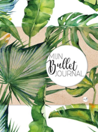 Mijn Bullet Journal | Botanical