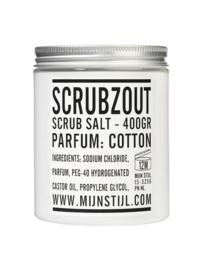 Scrubzout cotton