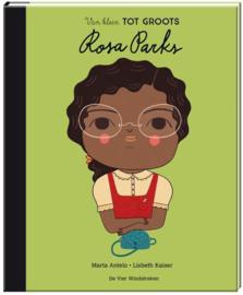Rosa Parks | Van kleins tot groots - Lisbeth Kaiser