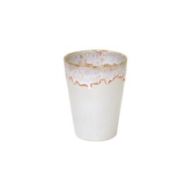 Latte kopje waves   Wit