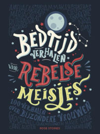 Bedtijdverhalen voor rebelse meisjes - Elena Favilli
