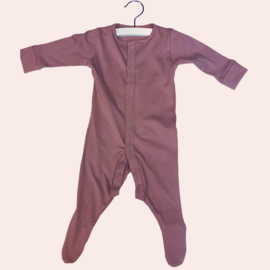 Sleepsuit crêpe   0-3 maanden