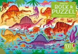 Dinosaurussen | Boek & Puzzel