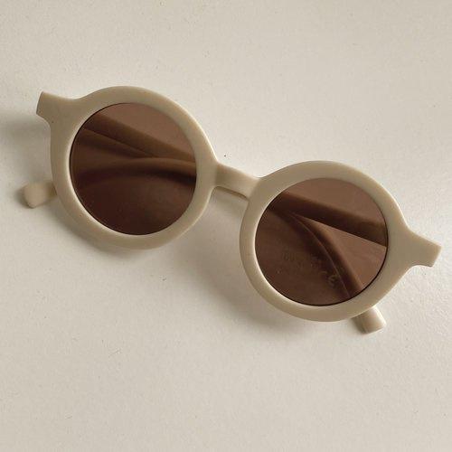 Creamy milk kids zonnebril