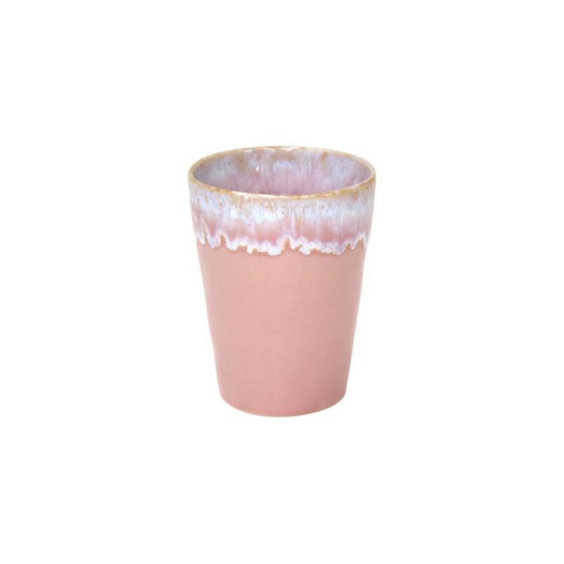 Latte kopje waves | pink