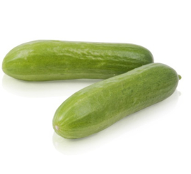 Mini komkommer per kilo!
