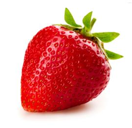 Aardbeien, 400 gram