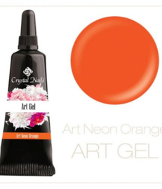 Art Gel Neon Orange 5ml