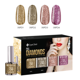 Full Diamond Kit 4pcs