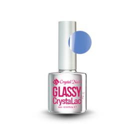 CN Glassy CrystaLac Dark Blue 4ml