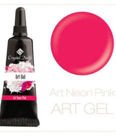 Art Gel Neon Pink 5ml