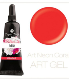 Art Gel Neon Corall 5ml