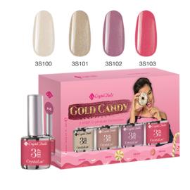 Gold Candy Kit 4pcs
