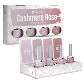 Cashmere Rose Kit 4pcs
