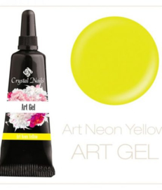 Art Gel Neon Yellow 5ml
