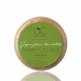 Shampoo bar - Green tea matcha UC Natural