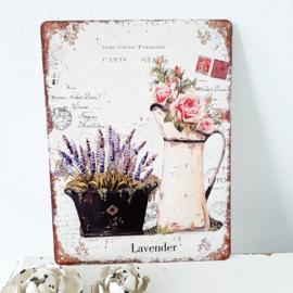 Plaat - Lavender