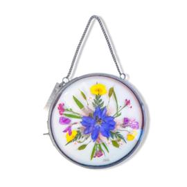 Droogbloemen lijst - Flowerframe L - Mandala