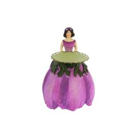 Bloemenmeisjes kaarsenhouder - Anemonen meisje