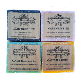 Tuinderszeep - The Great Britisch Garden Company - vier geuren