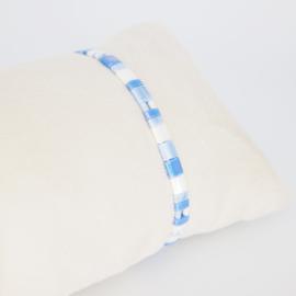 Armbandje Tila - Blauw - Susies sieraden