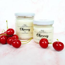 Soja geurkaars - Cherry, kersen
