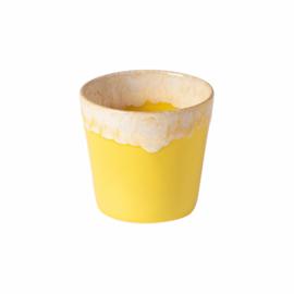 Grespresso Lungo kop - Costa Nova - Yellow