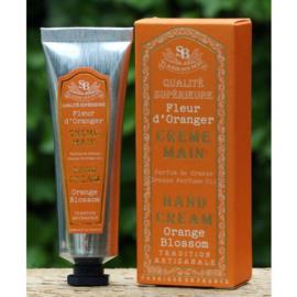 Plaisir handcrème tube - Sinaasappelbloesem
