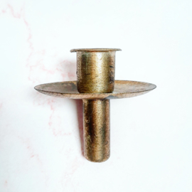 Flessenkandelaar - Old gold