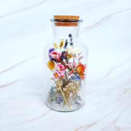 Medicine dried flowers - L