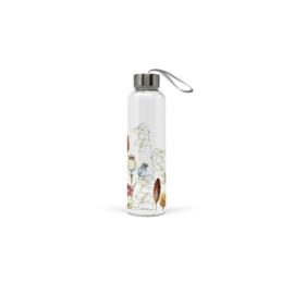 Glazen waterfles - Ambiente - Potpourri
