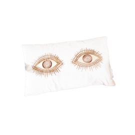 Kussen Eye see you - 30x50 cm
