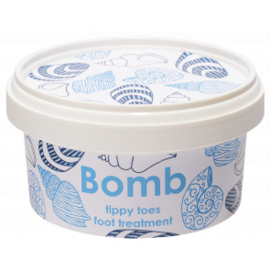 Tippy Toes - Foot Treatment - Bomb Cosmetics