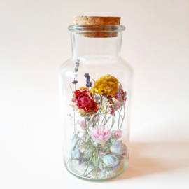 Medicine dried flowers - M