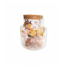 Droogbloemen - Flower jar - XL
