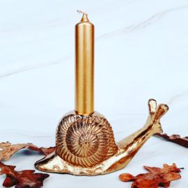 Kaarsenhouder - Snail