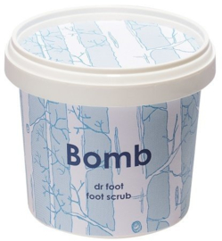 Dr. Foot Refreshing Foot scrub - Bomb Cosmetics