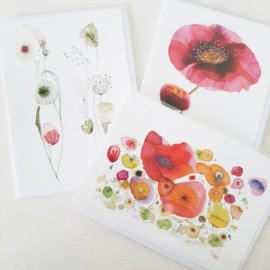 Pakje drie kaarten - Tenderness - Moniek Peek