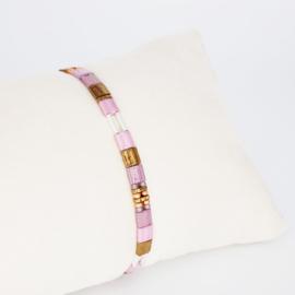Armbandje Tila - Combi - Susies sieraden
