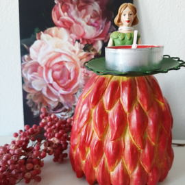 Bloemenmeisjes kaarsenhouder - Dahlia meisje GRT
