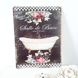 Plaat - Salle de bain