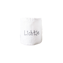 Windlichtje - Lichtje - Studio Maalzolder