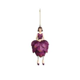 Hanger bloemenmeisje - Artichok