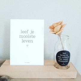 Memory shelf - Mooie momenten - By Romi